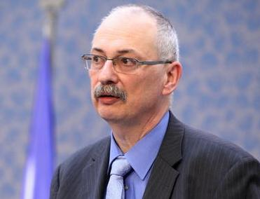 Karel Eliáš, hlavní autor nového občanského zákoníku.