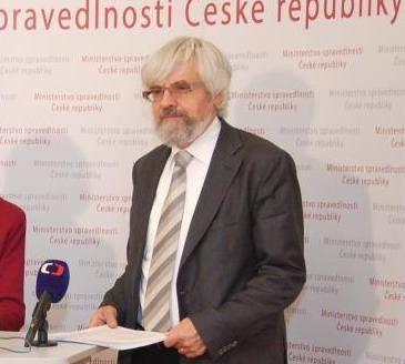 Pavel Šámal na členství v radě rezignoval v souvislosti se svým jmenováním předsedou Nejvyššího soudu. Nahradit ho má Tomáš Gřivna. Foto: MSp